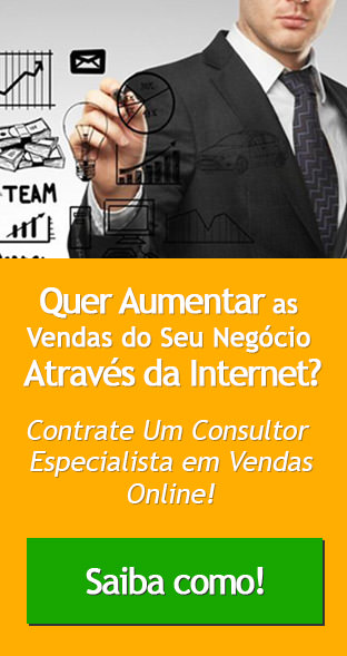 Contratar Consultor de Marketing Digital Especialista em Vendas Online