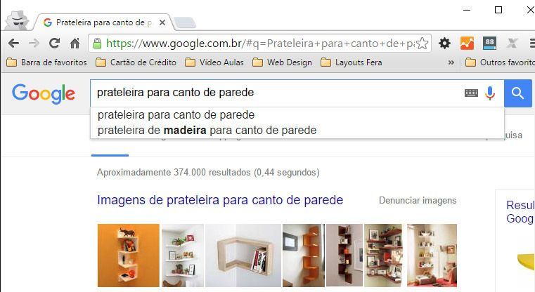 Google suggest Sivaldo Gomes