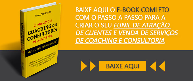 E-book: Como Vender Coaching pela Internet