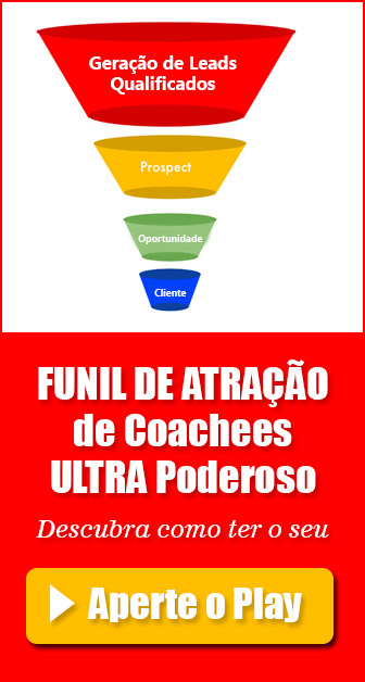 Funil de Vendas Coaching
